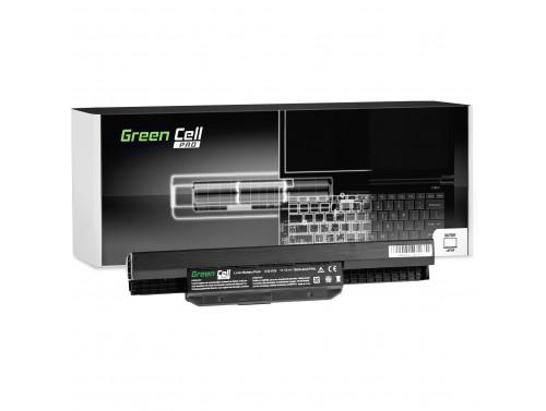 Green Cell ® Batteria Green Cell PRO A32-K53 per Portatile Laptop Asus K53 K53E K53S K53SV X53 X53S X53U X54 X54C X54H 7800mAh