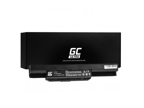 Green Cell ® Batteria Green Cell ULTRA A32-K53 per Portatile Laptop Asus K53 K53E K53S K53SV X53 X53S X53U X54 X54C X54H