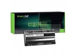 Green Cell ® Batteria A42-G75 per Portatile Laptop Asus G75 G75V G75VW G75VX