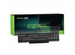 Green Cell Batteria BTY-M66 per Asus A9 A9000 X56SE COMPAL EL80 EL81 FL90 FL92 GL30 GL31 HGL31 JHL90 LG E500 MSI GE600