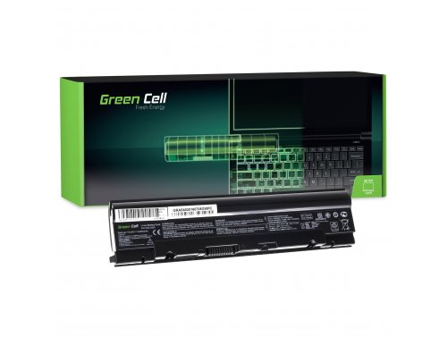 Batteria Green Cell ® A32-1025 A31-1025 per Portatile Laptop Asus Eee-PC 1025 1025B 1025C 1025CE 1225 1225B 1225C 1225CE