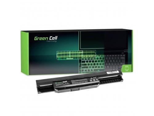 Batteria Green Cell ® A32-K53 per Portatile Laptop Asus K53 K53E K53S K53SV X53 X53S X53U X54 X54C X54H