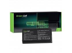 Green Cell Batteria A32-F5 per Asus F5 F5C F5GL F5M F5N F5R F5SL F5SR F5Z F5V F5VL F5GL F5RL X50 X50GL X50M X50N X50RL X50SL