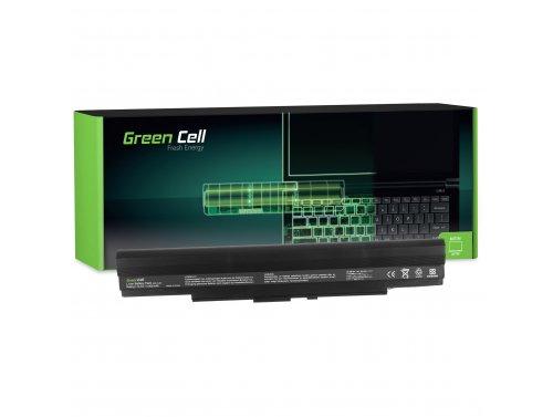 Batteria Green Cell ® A42-UL50 A42-UL30 per Portatile Laptop Asus UL30 UL30A UL30VT UL50 UL80