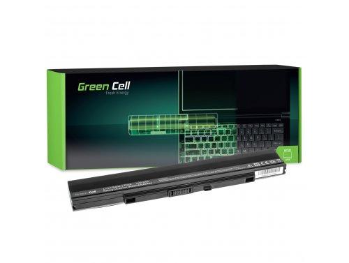 Batteria Green Cell ® A42-U53 per Portatile Laptop U33 U33J U33JC U43 U43F U43J U43JC U43SD U52 U52F