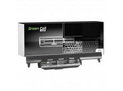 Green Cell PRO ® Batteria A32-K55 per Portatile Laptop Asus K55 K55V R400 R500 R700 F55 F75 X55