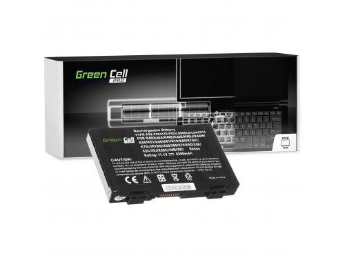 Batteria Green Cell ® A32-F82 per Portatile Laptop Asus K40 K50 K50AB K50C K51 K51AC K60 K70 X70 X5DC