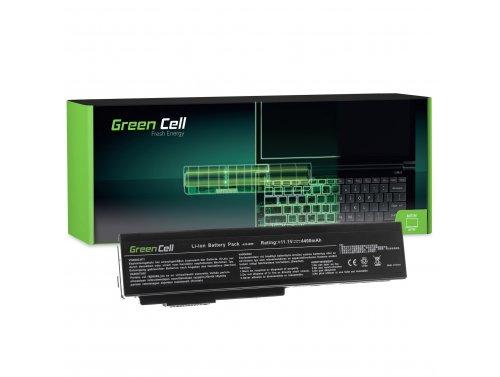 Green Cell Batteria A32-M50 A32-N61 per Asus G50 G51J G60 G60JX M50 M50V N53 N53J N53S N53SV N61 N61J N61JV N61V N61VG N61VN