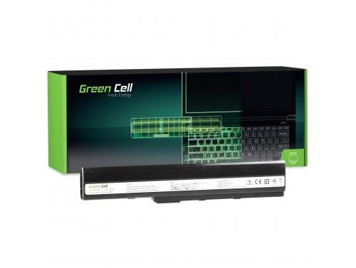 Green Cell Batteria A32-K52 per Asus A52 A52F A52N K42 K52 K52D K52F K52J K52JB K52JC K52JE K52JR K52N X52 X52F X52J X52N