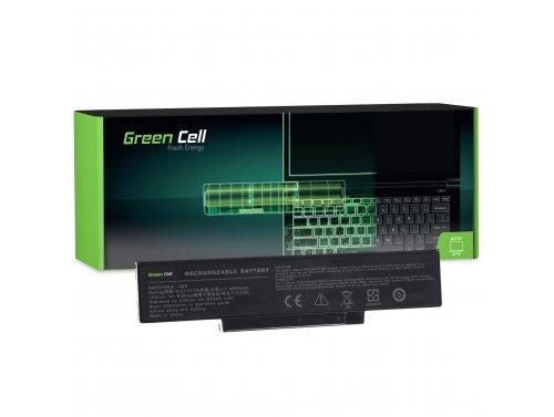 Batteria Green Cell ® BTY-M66 per Portatile Laptop Asus A9 S9 S96 Z62 Z9 Z94 Z96 PC CLUB EnPower ENP 630 COMPAL FL90 COMPAL FL92