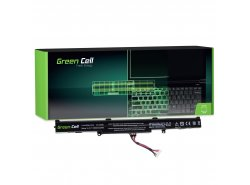 Green Cell Batteria A41-X550E per Asus A550 F550 F550D K550 K750 R510 R510D R510DP R750 R752L R752LB X450 X550 X550D X750