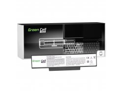 Green Cell PRO Batteria A32-K72 per Asus N71 K72 K72J K72F K73S K73SV N71 N71J N71V N73 N73J N73S N73SV X73E X73S X73SD X77