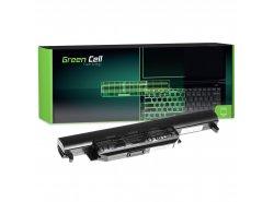 Batteria Green Cell ® A32-K55 per Portatile Laptop Asus R400 R500 R500V R500V R700 K55 K55A K55VD K55VJ K55VM