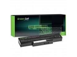 Green Cell Batteria A32-K72 per Asus N71 K72 K72J K72F K73S K73SV N71 N71J N71V N73 N73J N73S N73SV X73E X73S X73SD X73T X77