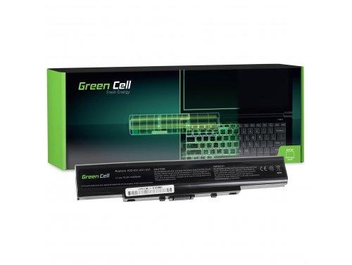 Batteria Green Cell ®  A32-U31 A42-U31 per Portatile Laptop Asus U31U31E U31F U31J U31JG U41JF U31SD U41 U41J U41JF