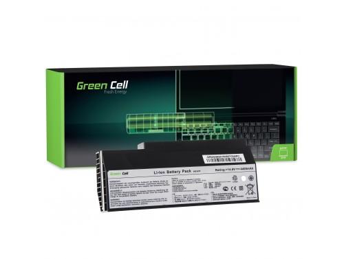 Batteria Green Cell ® A32-G73 A42-G73 per Portatile Laptop Asus G53 G53SW G73 G73J G73JH G73JW