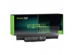 Green Cell Batteria A32-K53 per Asus K53 K53E K53S K53SJ K53SV K53T K53U K54 X53 X53E X53S X53SV X53U X54 X54C X54H X54L