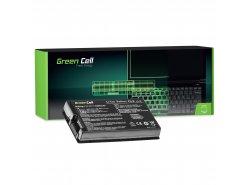 Batteria Green Cell ® A32-F80 per Portatile Laptop Asus F50 F50Q F50Z F80S N60 X60 X61 X61S X61Z X61SL