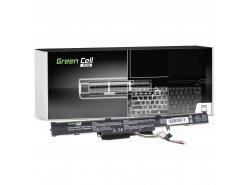 Green Cell PRO Batteria A41-X550E per Asus A550 F550 F550D K550 K750 R510 R510D R510DP R750 R752L X450 X550 X550D X750 X751L