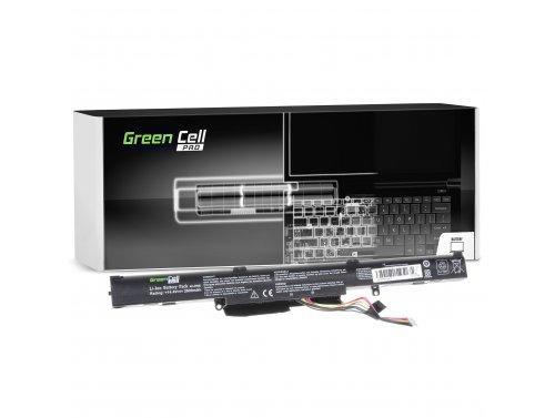 Green Cell PRO ® Laptop Battery A41-X550E for Asus F550D R510D R510DP X550D X550DP