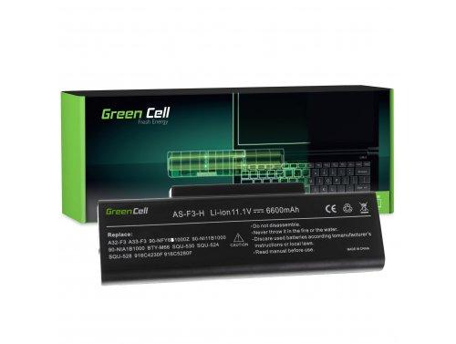 Green Cell ® Batteria A32-F3 per Portatile Laptop Asus F2 F3 F3E F3F F3J F3S F3SG M51