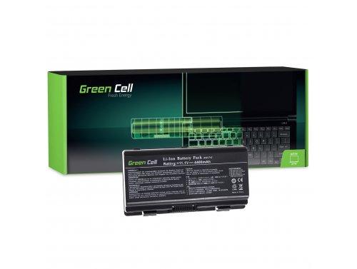 Batteria Green Cell ® A32-X51 A32-T12 per Portatile Laptop Asus X51 X51C X51H X51L X51R X51RL X58 X58L
