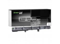 Green Cell PRO Batteria A41N1308 A31N1319 per Asus R508 R509 R512 R512C X551 X551C X551CA X551M X551MA X551MAV X751L
