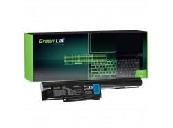 Green Cell ® Batteria FPCBP274 FMVNBP195 per Portatile Laptop Fujitsu LifeBook BH531 LH531 SH531