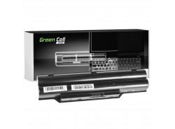 Green Cell PRO Batteria FPCBP250 per Fujitsu LifeBook A512 A530 A531 AH502 AH530 AH531 LH520