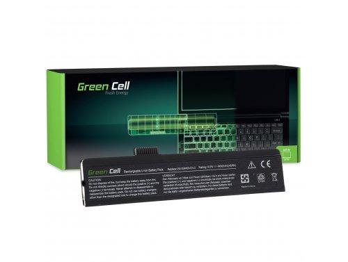 Green Cell Batteria 3S4000-G1S2-04 per UNIWILL L50 Fujitsu-Siemens Amilo Pa2510 Pi1505 Pi1506 Pi2512 Pi2515