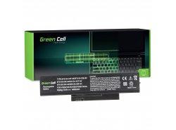 Green Cell Batteria SDI-HFS-SS-22F-06 per Fujitsu-Siemens Esprimo Mobile V5515 V5535 V5555 V6515 V6555