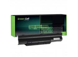 Green Cell Batteria FPCBP145 per Fujitsu-Siemens LifeBook E751 E752 E782 E8310 P771 P772 T580 S710 S751 S752 S760 S762 S782