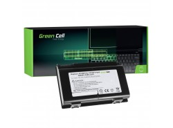 Green Cell Batteria FPCBP176 per Fujitsu LifeBook E8410 E8420 E780 N7010 AH550 NH570