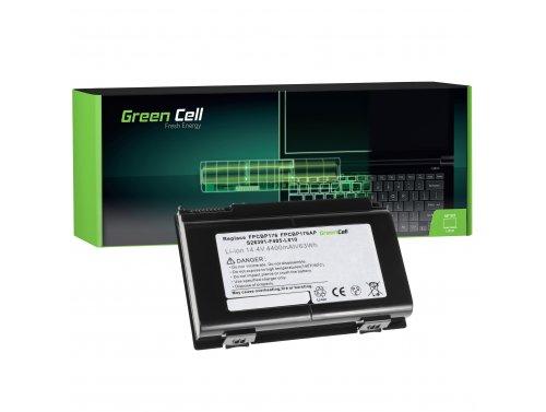 Green Cell ® Batteria FPCBP176 per Portatile Laptop Fujitsu LifeBook E8410 E8420 E780 N7010 AH550 NH570