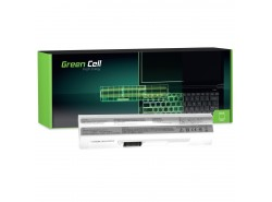 Batteria Green Cell ® BTY-S14 per Portatile Laptop MSI CR650 CX650 FX600 GE60 GE70