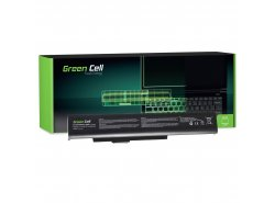 Green Cell Batteria A32-A15 A41-A15 A42-A15 per MSI A6400 CR640 CR640DX CR640MX CX640 CX640MX MS-16Y1 10.8V