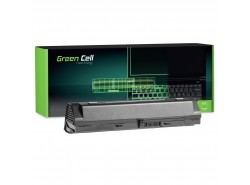 Batteria Green Cell ® BTY-S12 BTY-S11 per Portatile Laptop MSI Wind U100 MOUSE COMPUTER LuvBook U100 PROLINE U100 Roverbook Neo