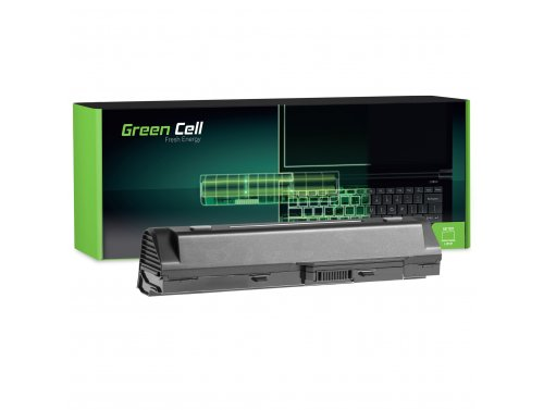 Batteria Green Cell ® BTY-S12 BTY-S11 per Portatile Laptop MSI Wind U100 MOUSE COMPUTER LuvBook U100 PROLINE U100 Roverbook Neo