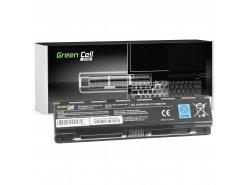 Green Cell ULTRA Batteria PA5109U-1BRS PA5110U-1BRS PABAS272 per Toshiba Satellite C50 C50D C55 C55D C70 C75 C75D L70