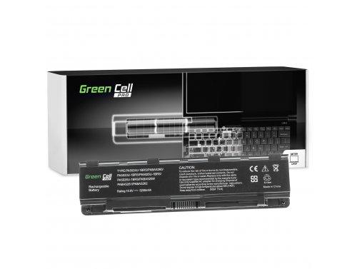 Green Cell ® Batteria PA5024U-1BRS PA5109U-1BRS per Portatile Laptop Toshiba Satellite C850 L850 C855 L855 5200mAh