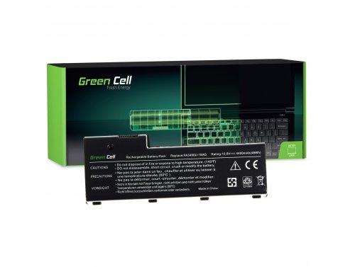 Batteria Green Cell ® PA3479U-1BRS PA3480U-1BRS per Portatile Laptop Toshiba P100 P105 Satego P100