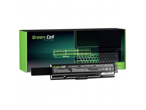 Green Cell Batteria PA3534U-1BRS per Toshiba Satellite A200 A205 A300 A300D A350 A500 A505 L200 L300 L300D L305 L450 L500