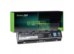 Green Cell Batteria PA5109U-1BRS PA5110U-1BRS PABAS272 per Toshiba Satellite C50 C50D C55 C55D C70 C75 C75D L70