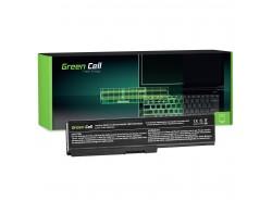 Green Cell ® Batteria PA3817U-1BRS PA3634U-1BRS per Portatile Laptop Toshiba Satellite C650 C650D C660 C660D L650D L655 L750