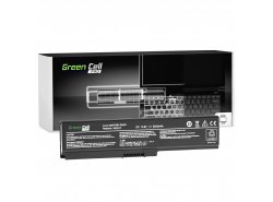 Green Cell PRO Batteria PA3817U-1BRS PA3818U-1BAS per Toshiba Satellite C650 C655 C650D C660 C660D L650D L655 L750 L750D L755
