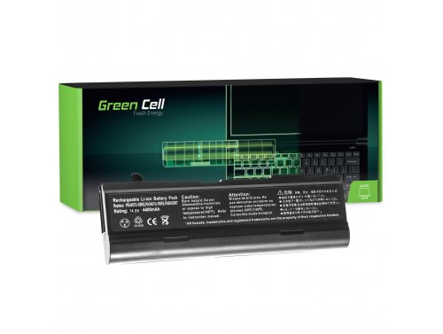 Green Cell Batteria PA3465U-1BRS per Toshiba Satellite A85 A110 A135 M40 M50 M70