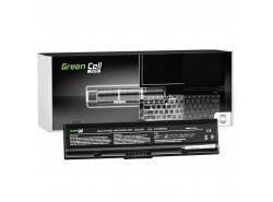 Green Cell PRO Batteria PA3534U-1BRS per Toshiba Satellite A200 A205 A300 A300D A350 A500 A505 L200 L300 L300D L305 L450 L500