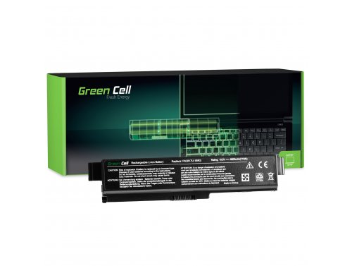 Green Cell Batteria PA3817U-1BRS PA3818U-1BAS per Toshiba Satellite C650 C650D C660 C660D C665 L750 L750D L755D L770 L775