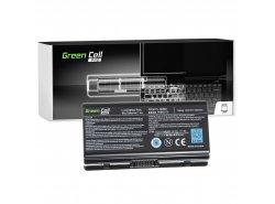 Green Cell ® Batteria PA3615U-1BRM PABAS115 per Portatile Laptop Toshiba Satellite L40 L45 5200mAh