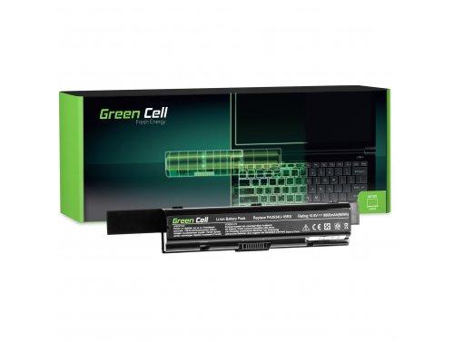 Green Cell Batteria PA3534U-1BAS PA3534U-1BRS per Toshiba Satellite A200 A300 A500 A505 L200 L300 L300D L305 L450 L500